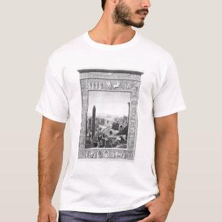Frontispiz zu Volumen 1 der ` Beschreibung von T-Shirt