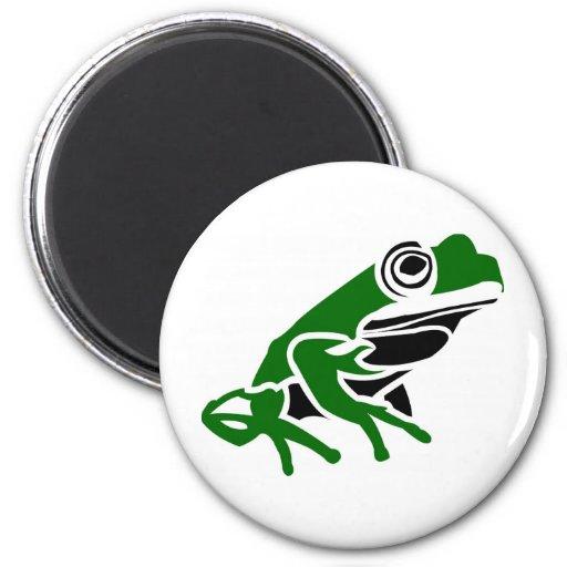 Frosch Kühlschrankmagnete