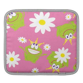 Frosch-Prinz Ichauflage Case Sleeves Für iPads