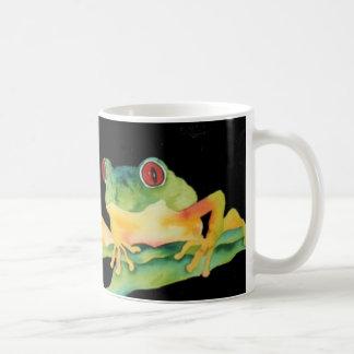 Frosch-Tasse Kaffeetasse