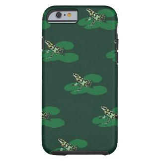 Frosch-Telefon-Kasten Tough iPhone 6 Hülle