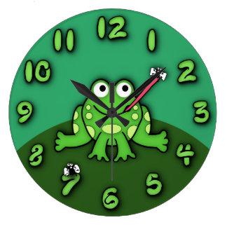 Frosch-Uhr Uhren