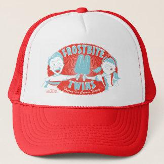 Frostbeule paart Retro Popsicle-Hut Truckerkappe