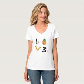 Frucht-Liebe T-Shirt
