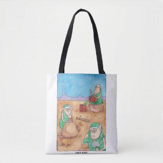 Frühe Elf-Taschen-Tasche Tasche