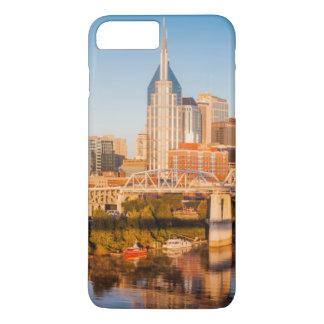 Früher Morgen über Nashville, Tennessee, USA iPhone 8 Plus/7 Plus Hülle