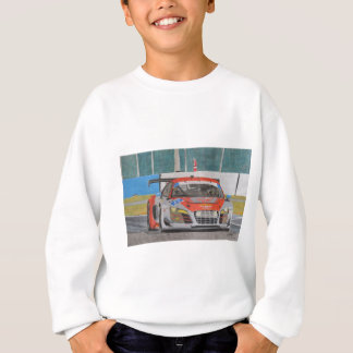 Frühjahrsferien für kleinen Bruder Sweatshirt