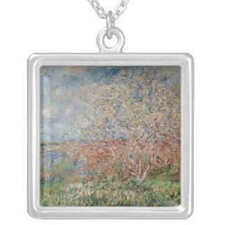 Frühling Claude Monets |, 1880-82 Versilberte Kette