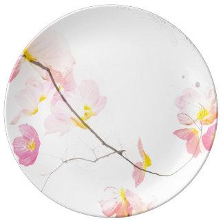 Frühling in Penasquitos dekorativer Platte Porzellanteller