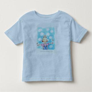 Frühling ist wett von Renovação. Kleinkind T-shirt