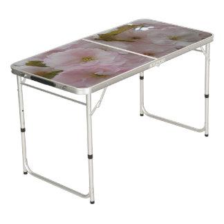 Frühlings-Finger-Heckklappen-Größe Pong Tabelle Beer Pong Tisch