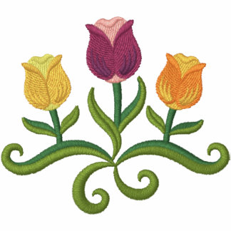 Frühlings-Tulpe-Trio