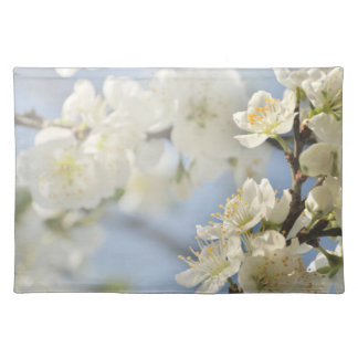 Spring blossom placemats
