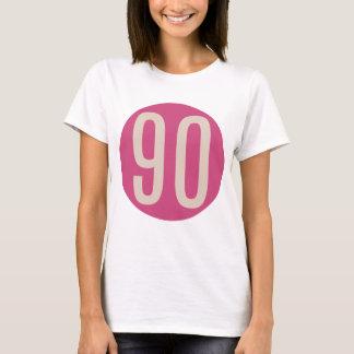 Fuchsie 90 - sportlich T-Shirt