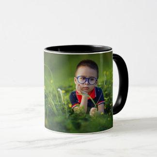 fügen kundenspezifische Tasse des Foto-11oz Ihr