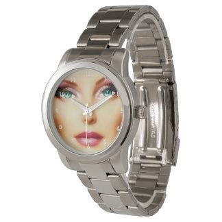 Fügen Sie Ihr eigenes Unisex-DIY silbernes Armband Armbanduhr