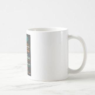 Fügen Sie Ihrem Glauben auf spanisch hinzu Kaffeetasse