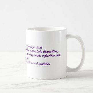 Führung Kaffeetasse
