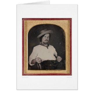 Fulton, ein früher San Francisco Schauspieler Karte