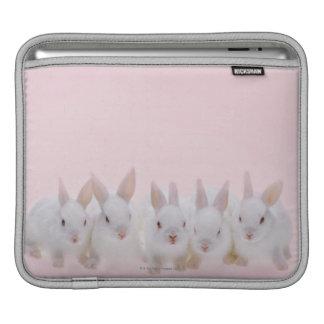 Fünf Kaninchen 2 iPad Sleeve