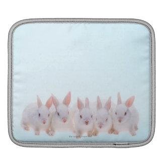 Fünf Kaninchen Sleeve Für iPads