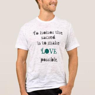 Fünfte heilige ermöglichen Liebe T-Shirt