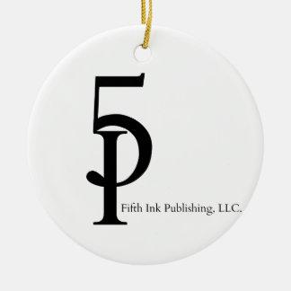 Fünfte Tinte Verlags- Swag Keramik Ornament