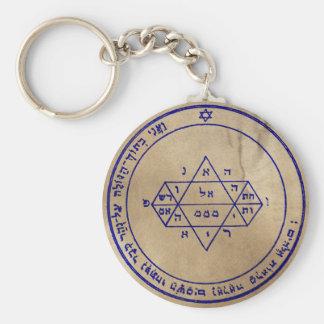 Fünftes Pentagramm von Jupiter Schlüsselanhänger