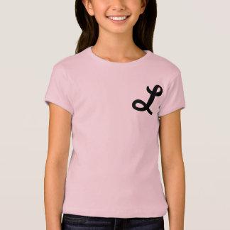 Fünfzigerjahre mit Monogramm Shirt