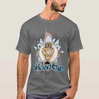 Funk auf Grau T-Shirt