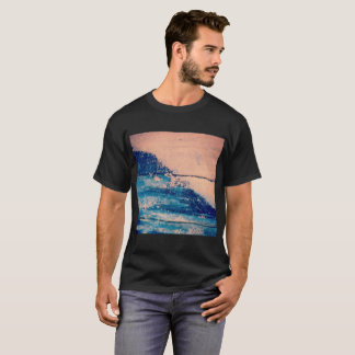 Funkelnde Welle T-Shirt