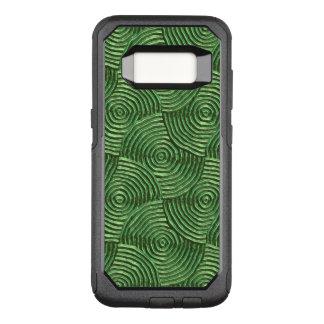 funkelndes starkes Metall, grünen (i) OtterBox Commuter Samsung Galaxy S8 Hülle