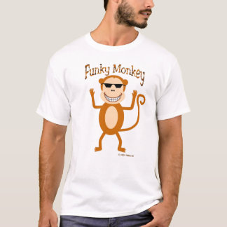 Funky Affe-T - Shirt