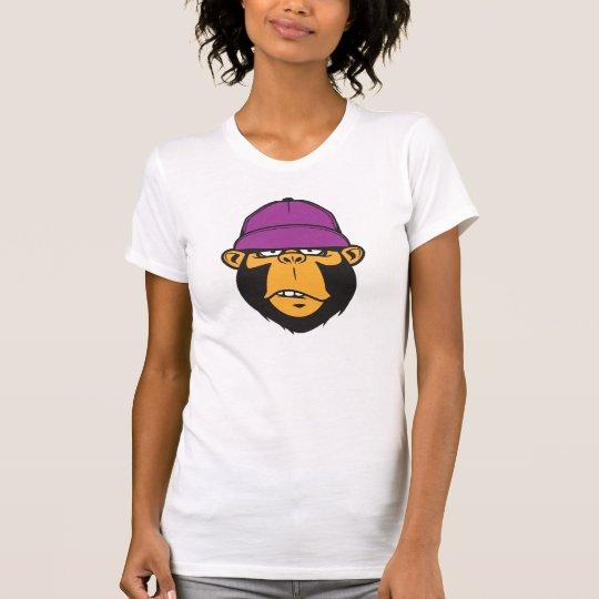 Funky cooler Affe T-Shirt
