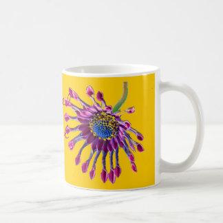 Funky Flower - Flowers alimentation your soul MUG
