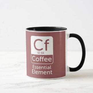 FunnFunny Chemie-Wortspiel-Witzkaffee wesentliches Tasse