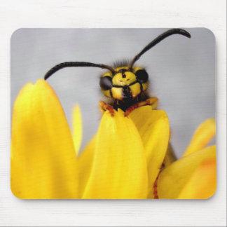 Funny Wasp Mausepads Mousepad
