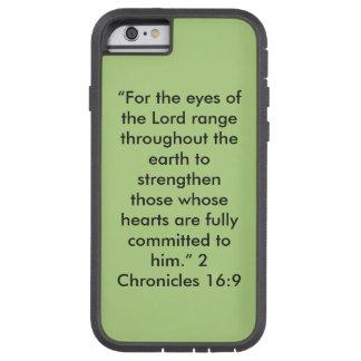 """""""Für die Augen des Telefon-Kastens Lord-"""" Iphone Tough Xtreme iPhone 6 Hülle"""