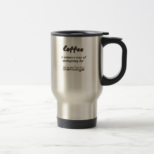 Für die Kaffee-Liebhaber Edelstahl Thermotasse