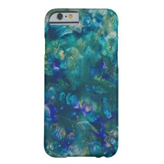 Für die Liebe meines Telefons - malen Sie Barely There iPhone 6 Hülle