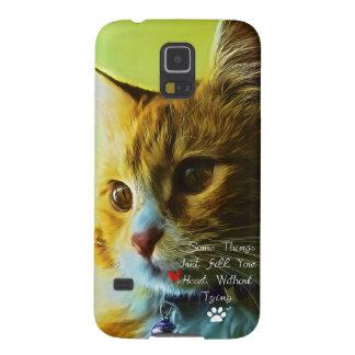 Für die Liebhaber der Katze Hülle Fürs Galaxy S5