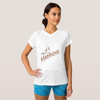 Für die Morgenperson die Liebekaffee T-Shirt