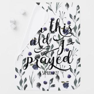Für dieses Kind betete ich - Samuel-1:2 des Puckdecke