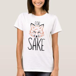 Für Fox-Grund T-Shirt