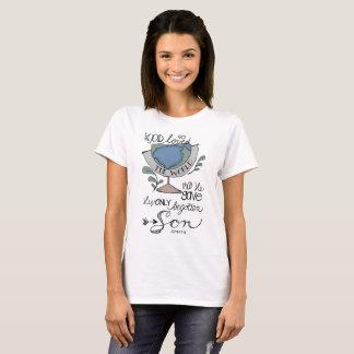 für geliebtes T-Shirt des Gottes so