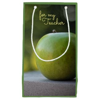 Für meine Lehrer-Geschenk-Tasche Kleine Geschenktüte