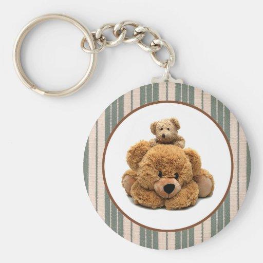 Für Vater auf der Vatertags-Geschenk Keychains Schlüsselbänder