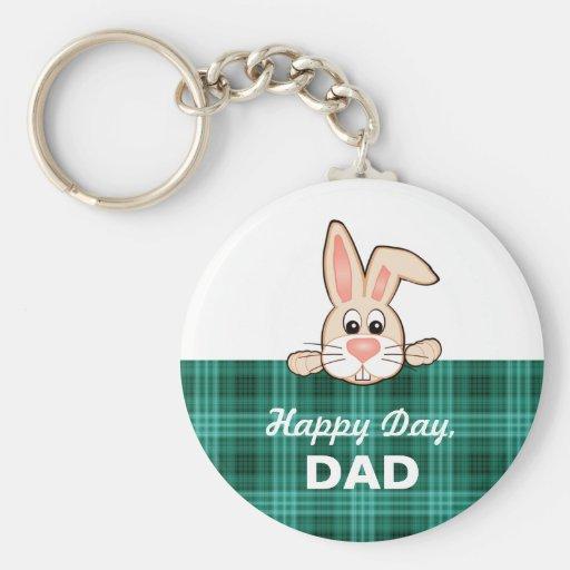 Für Vater auf der Vatertags-Geschenk Keychains Schlüsselanhänger