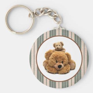 Für Vater auf der Vatertags-Geschenk Keychains Standard Runder Schlüsselanhänger