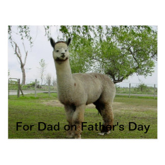 Für Vati am Vatertag Postkarten